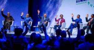 Uneducated Buhari lectures at Global Education Summit in London, by Bayo Oluwasanmi