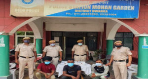 India Police bust drug racket, arrest Nigerian supplier, two peddlers with heroin worth N386m