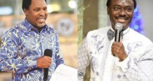 You need a dirty slap, I've never seen you perform miracles like TB Joshua did — Odumeje Indabosky blasts Pastor Chris Okotie