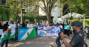 UN Assembly: Buhari cannot stop Friday's grand protest, Self-Determination Groups vow