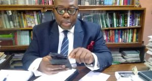 Stop attempt to turn Nigeria into a police state  – NBA SPIDEL Chairman, Monday Ubani
